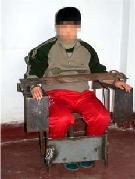 酷刑演示:鐵椅子