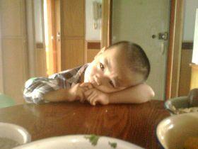 林秀梅的三歲兒子