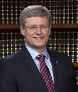 加拿大總理斯蒂芬‧哈珀