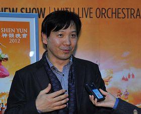 ''韓國著名管弦樂隊指揮家姜萬鎬''