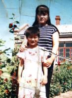 馬忠波和小女兒