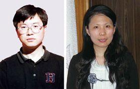 天津市工程師周向陽、李珊珊夫婦
