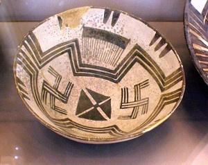 '美索布達米亞陶碗'